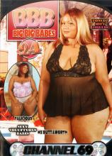 Big big babes 24, Channel 69 XXX DVD