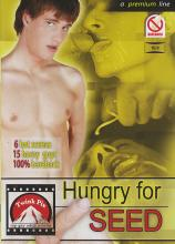 Hungry For Seed, Twink Pix Bareback Hardcore DVD XXX Ikarus
