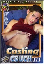 Casting Couch 3, Cobra Video DVD