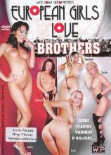 European Girls love Brothers, WCP, DVD XXX Hardcore